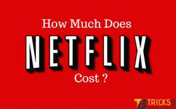 How Much Does netflix cost