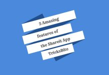 5 Features of the Shareit app