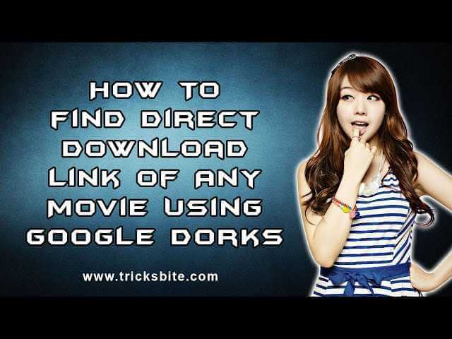 How To find Direct Download Link Of Any Movie