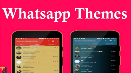 whatsapp themes download