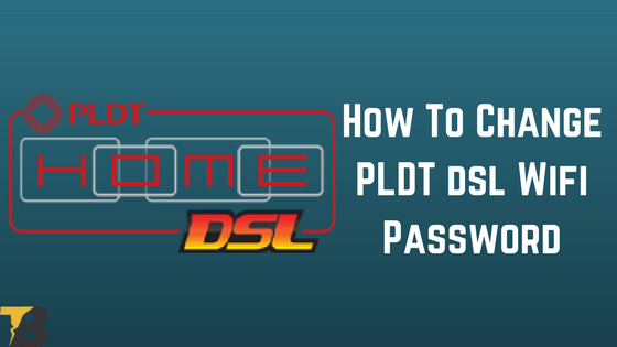 how to change pldt wifi password
