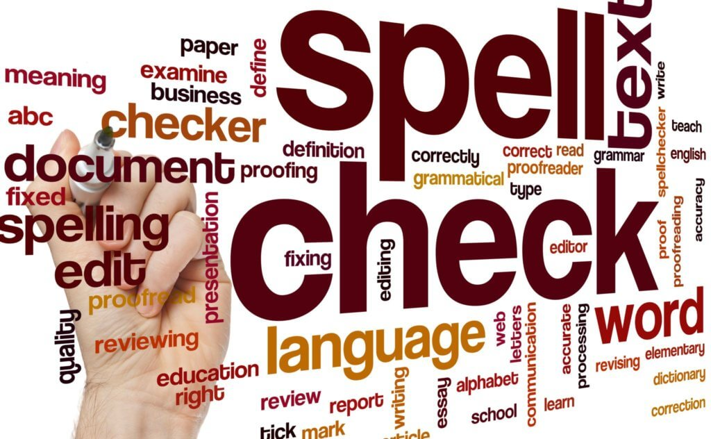 4 Ways To Check Resume For Spelling Errors