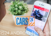 Cars24 Android App Review