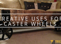 Creative Uses for Caster Wheels in Home, Office and School
