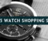 Top 5 watch shopping sites